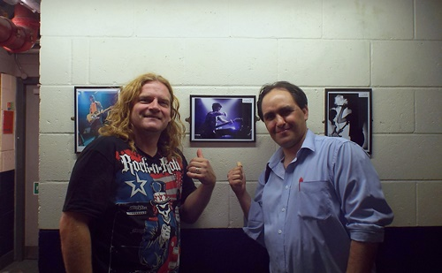 Tesla Interview, Power of Metal dk, June 2014